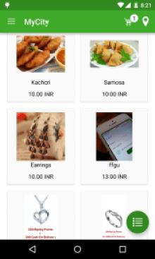 Download mycity app