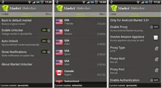 Market unlocker на андроид