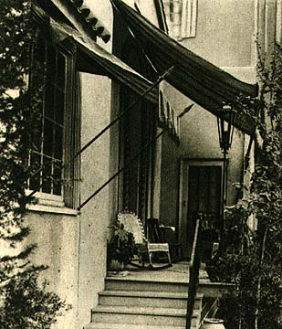 Barbara LaMarr home