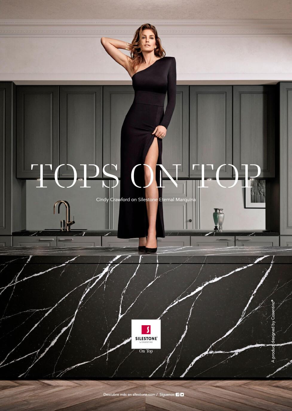 Silestone Tops on Top