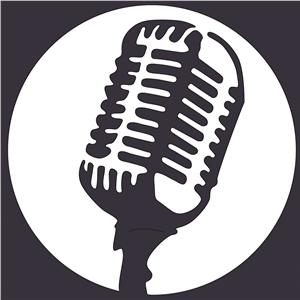 Silhouette Design Store View Design #5472 Microphone