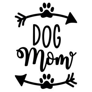 Download Silhouette Design Store - View Design #198613: dog mom arrow