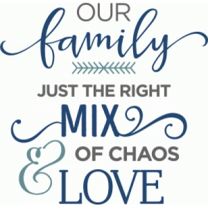 Download The Perfect Mix Of Chaos And Love Svg