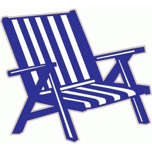 Silhouette Design Store  View Design 62383 beach chair