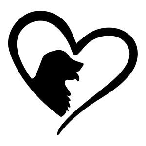 Download Silhouette Design Store - View Design #178093: dog love