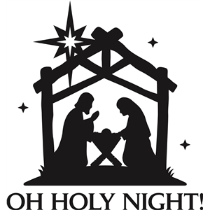 Silhouette Design Store View Design 35193 Oh Holy
