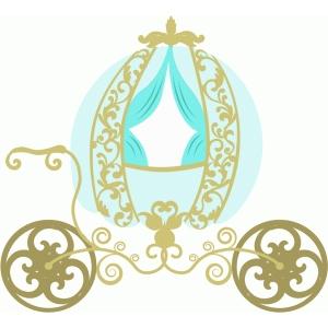 Silhouette Design Store View Design #63424 Cinderella's