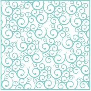 Silhouette Design Store View Design #84245 Fancy Swirl