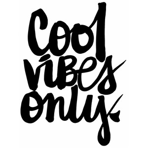 Silhouette Design Store View Design #115746 Cool Vibes Only