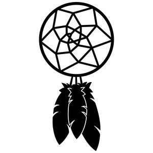 Silhouette Design Store View Design 118007 Dream Catcher