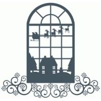 Silhouette Design Store - View Design #71517: christmas ...