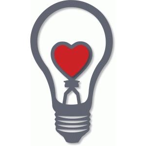 Silhouette Design Store View Design #37647 Love Heart