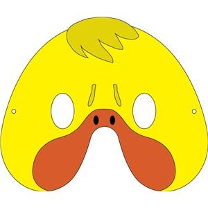 Silhouette Design Store View Design 31957 Duck Mask