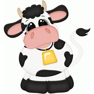 Silhouette Design Store View Design #86367 Cow