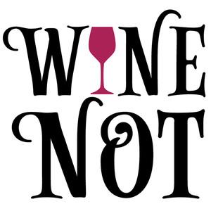 Silhouette Design Store View Design #239329 Wine Not