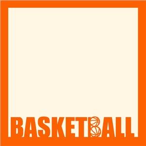 Silhouette Design Store View Design #18569 'basketball