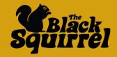 Black Squirrel DC Logo