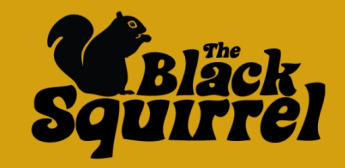 Black Squirrel DC Logo