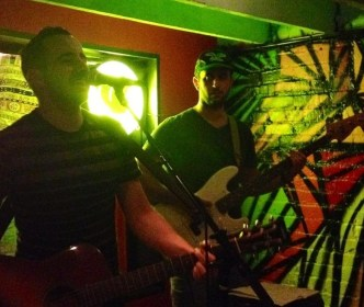 Silhouette Cities @ The Black Squirrel 9/7/14