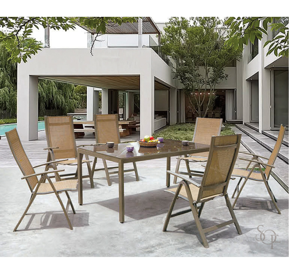 Silhouette Outdoor Furniture Diningcollection