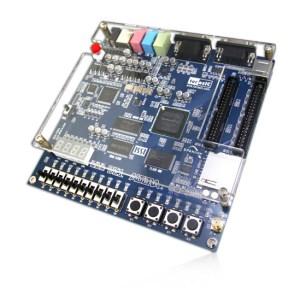 Porting MIPSfpga to Terasic DE1 board with Altera Cyclone II FPGA