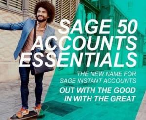 Sage 50 Accounts Essentials