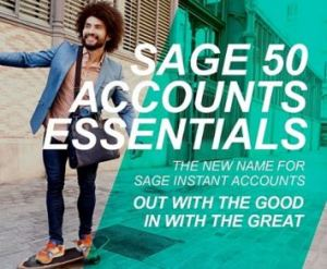 Sage 50 Accounts Essentials