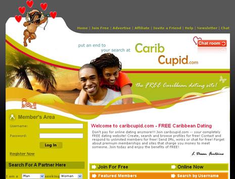 100 free caribbean dating