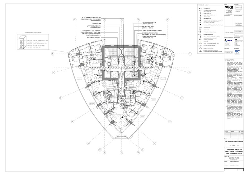 Electrical Engineering Services for 2D 3D Drafting, High