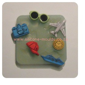 Crusie Set Silicone Mould