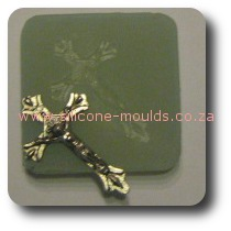 MIni Cross Silicone Mold
