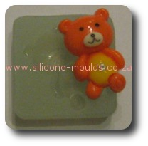 Teddy Silicone Mold