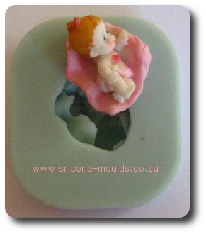 Small Baby Silicone Mold