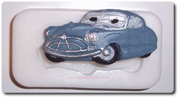 Doc Hudson From The Cars Cartoon