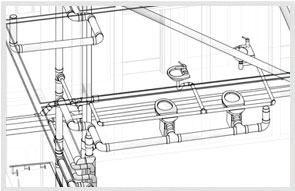 Outsourcing CAD Services, 2D Drafting, Steel Detailing