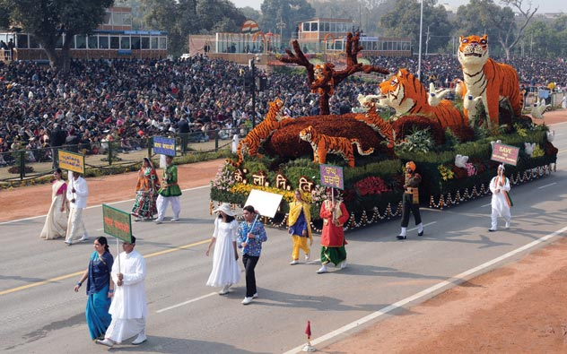 Image result for parade of republic day