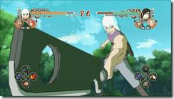 PS3_FreeBattle_Awaken_Suigetsu vs Sai_01