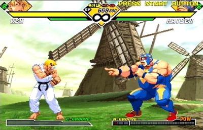 Capcom vs  SNK 2 (PS2 Classics) News Coming