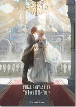 square enix manga final fantasy xv the dawn of the future