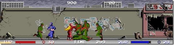 ninja warriors arcade 2