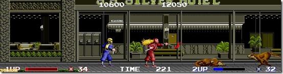 ninja warriors arcade 5