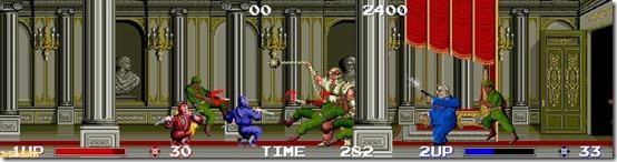 ninja warriors arcade 6