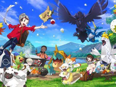 Pokemon Sword & Shield 6 million sold worldwide