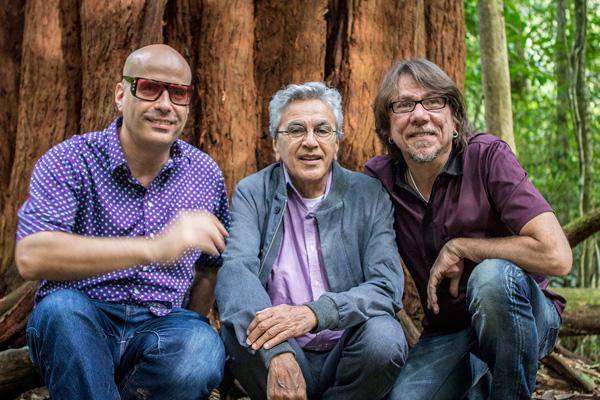 Andres Levin, Caetano Veloso and Lenine