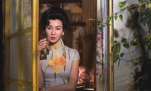 In the Mood For Love - Maggie Cheung - cheongsam style
