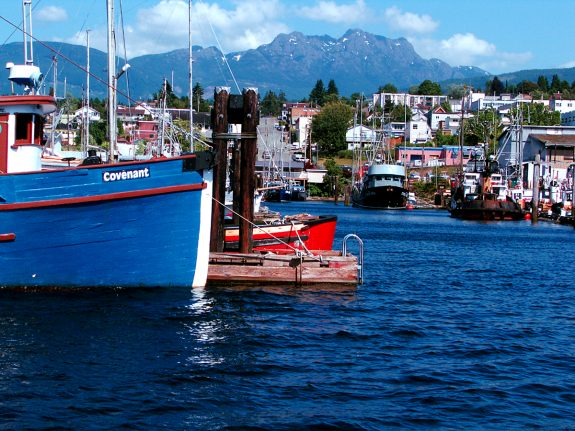 Port Alberni Transshipment Hub