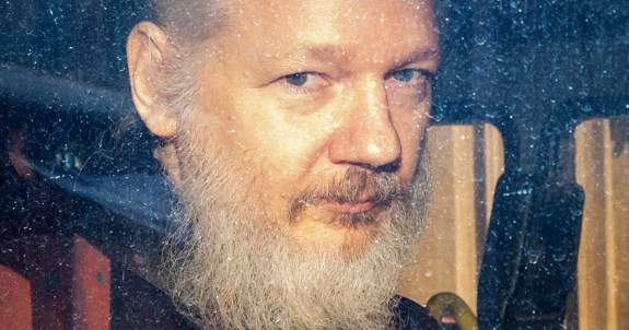 Julian Assange arrested on 11 April 2019
