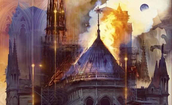 Notre Dame - Rebuild The Hope