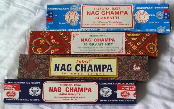Nag Champa and the Chinmaya Mission