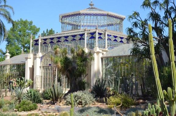 Palm House, Adelaide Botanic Garden